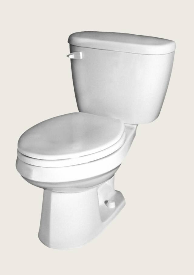 Sterling / Kohler Elongated 12'' Standard Height 1.6 Gallon